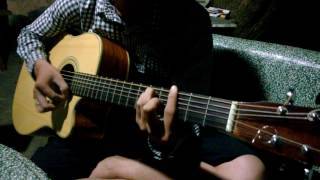 Cho ban cho toi guitar Phung