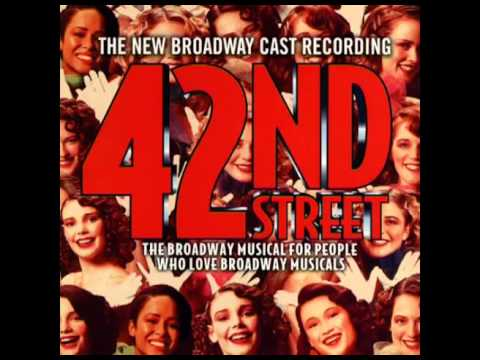 42nd Street 2001 Revival Broadway Cast  20 42nd Street