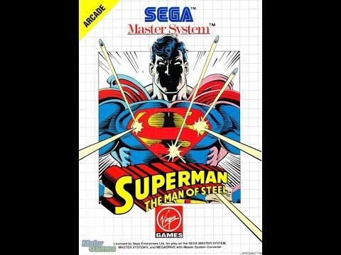 Superman: The Man of Stee NES - 5 min