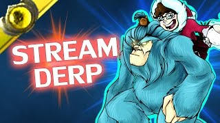♥ COMMANDER NUNU - Stream Derp #167