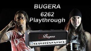Bugera 6262 Playthrough - Diogo Mafra