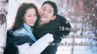Save the Last Dance for Me / Bruce Willis  (with Lyrics)