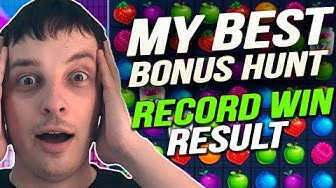 BEST BONUS HUNT RESULT EVER!