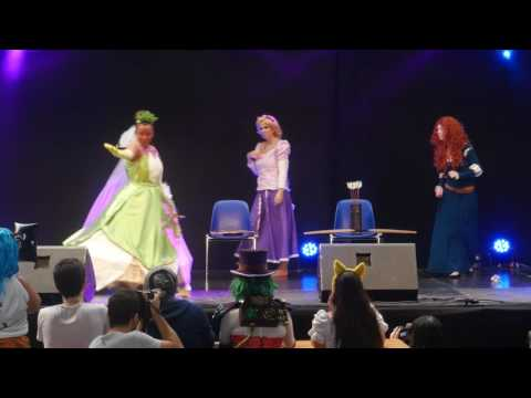 related image - Festival Mangalaxy 2016 - Concours Cosplay Samedi - 03 - Princesses Disney