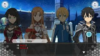 [SAO: IF] Event - Happy Christmas Event Story #1: Christmas Quest; Lv 10