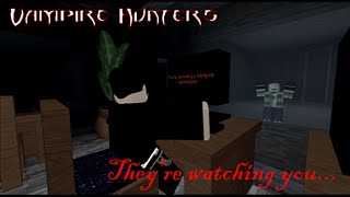 Roblox: Infection Round! (Vampire Hunters 2)