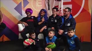 PAZZI DI RUGBY ON TV -  E'LIVE TV puntata del 17 APRILE 2019