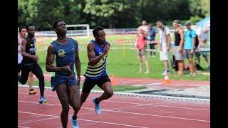 100m JUM Championnats Ile-de-France Cadets Juniors ANTONY, 17-18 Juin 2017