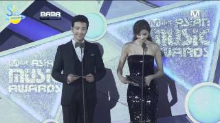 [ENGSUB] 2011 MAMA Best Male Group - Super Junior (FULL HD)