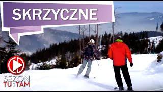 Szczyrk 2015 - Skrzyczne - sezon NA NARTY- trasa 21 /Ondraszek/ i 25 /Widokowa/