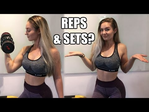 Reps & Sets Explanation | How Many Should You Do?