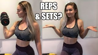Reps & Sets Explanation | How Many Should You Do? thumbnail