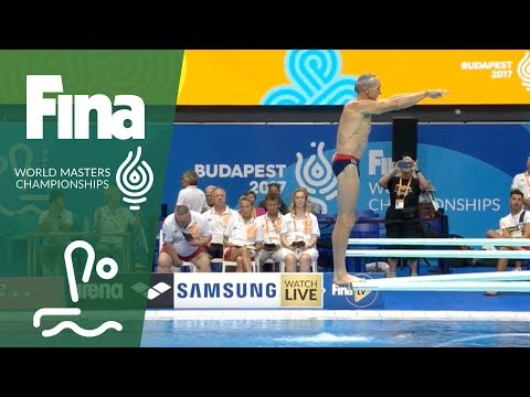 RE-LIVE - Diving Day 3: 1m Springboard | FINA World Masters Championships 2017 - Budapest