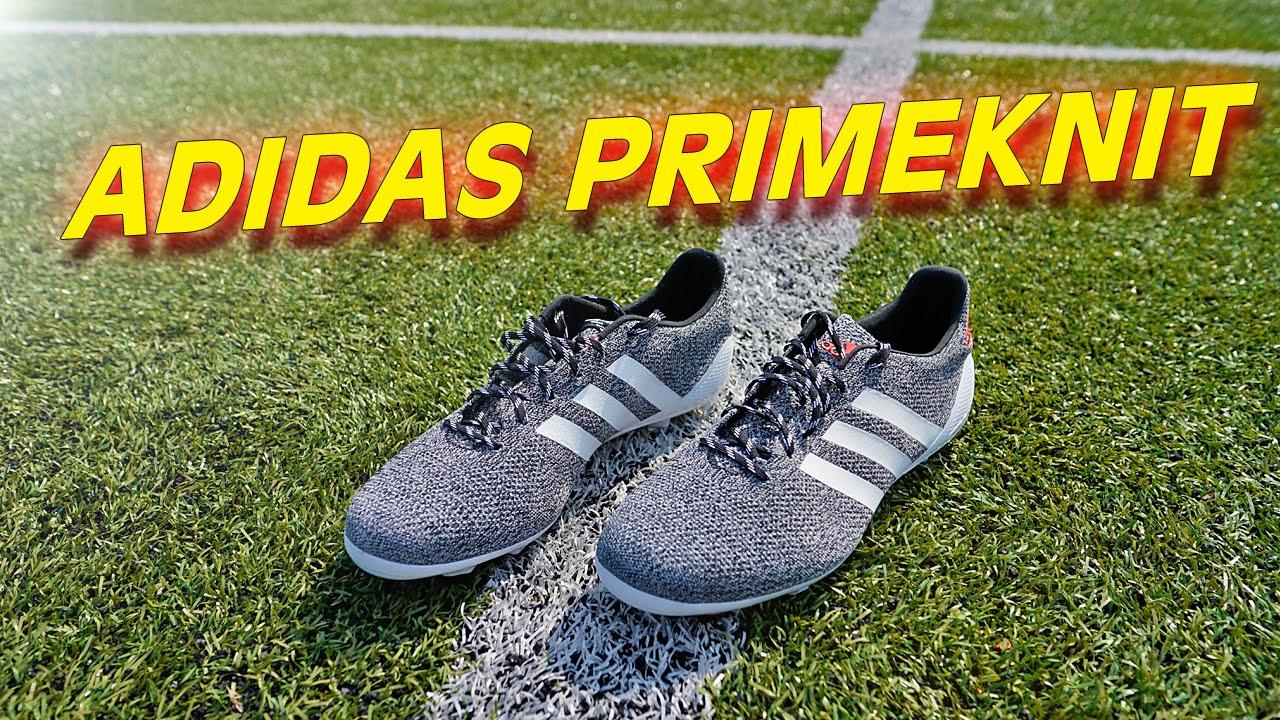 0c62088ef46 Exclusive: adidas Primeknit Unboxing by freekickerz - YouTube
