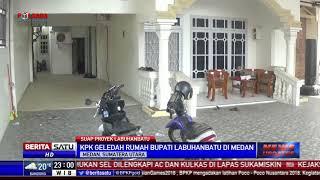 Download Video KPK Geledah Rumah Bupati Labuhanbatu di Binjai MP3 3GP MP4