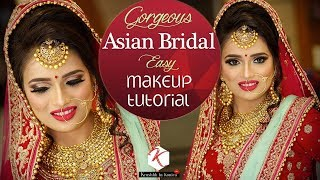Asian Bridal Makeup Tutorial You | Saubhaya Makeup