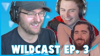 Nogla & Terroriser share really embarrassing stories... | WILDCAST Ep. 3