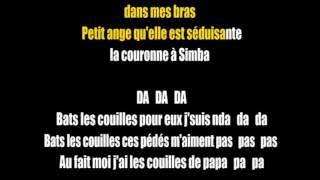 DA - PNL - Dz Karaoké ( Instrumental )