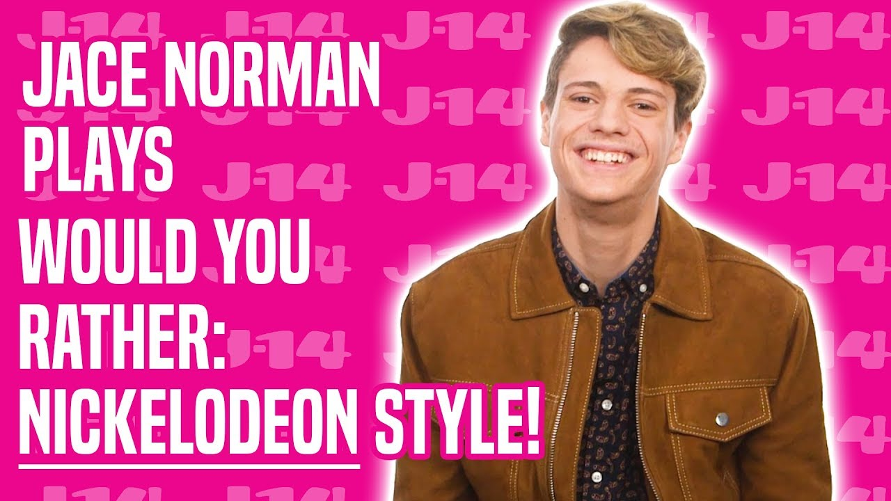 Jace Norman Chooses Jamie Lynn Spears Over Victoria Justice Would You Rather