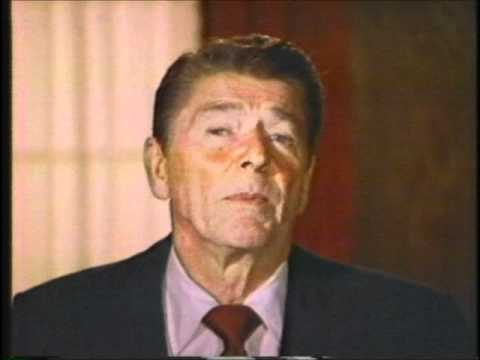 Ronald Reagan - The Presidential Years Part 1 of 4