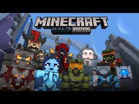 How to install Halo texture pack for MCPE