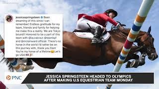 Jessica Springsteen Makes U.S Equestrian Team