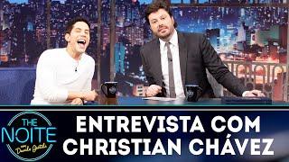 Baixar Entrevista com Christian Chávez | The Noite (10/10/18)