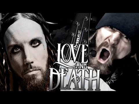 Brian Welch Guitar Cover | Watching The Bottom Fall | Love & Death