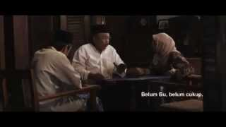Candra Malik - Syahadat Cinta (OST Cinta Tapi Beda) MV