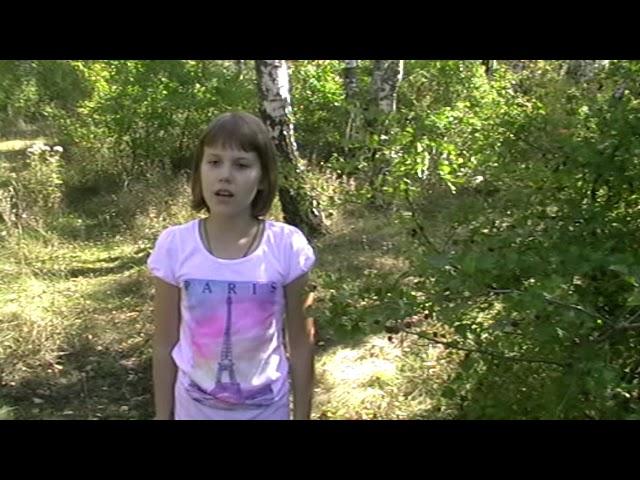 Изображение предпросмотра прочтения – ЕлизаветаНовицкая читает произведение «Лето по лесу ходило» (Гурина Ирина)