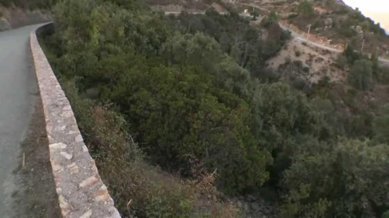 Henri Toivonen Corsica Crash Site - YouTube