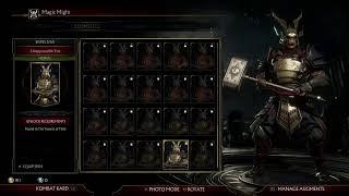 Steven Martin Mortal Kombat 11