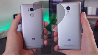 Xiaomi Redmi 4 убийца Redmi Note 3 Pro сравнение братьев от Xiaomi