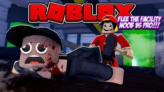 ROBLOX - FLEE THE FACILITY, NOOB TO PRO IN 20 MINUTES!!