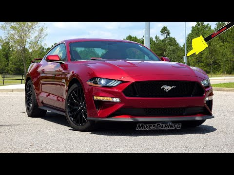 2019 Ford Mustang GT - Ultimate In-Depth Look in 4K