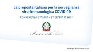 Al via il consorzio italiano per la genotipizzazione e fenotipizzazione di sars-cov-2 monitoraggio della risposta immunitaria alla vaccinazione. dir...