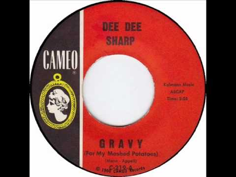 Gravy by Dee Dee Sharp on 1962 Cameo 45.