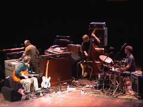 Marc Ribot with Medeski, Martin & Wood  Hey Joe