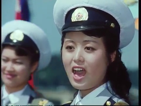 "DPRK movie -""They met on the Taedong River"""
