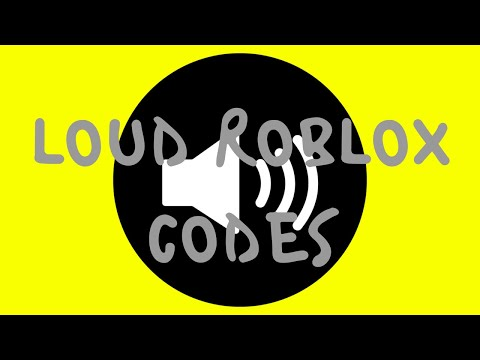 MORE LOUD AND ANNOYING ROBLOX CODES |