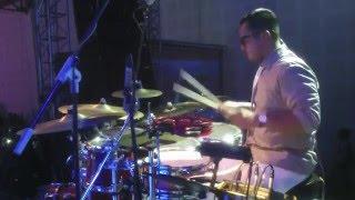 FUAD RUDYAN (Drum Cam) - Kita Bisa by RAN feat Tulus (Konser Gajah Jakarta)