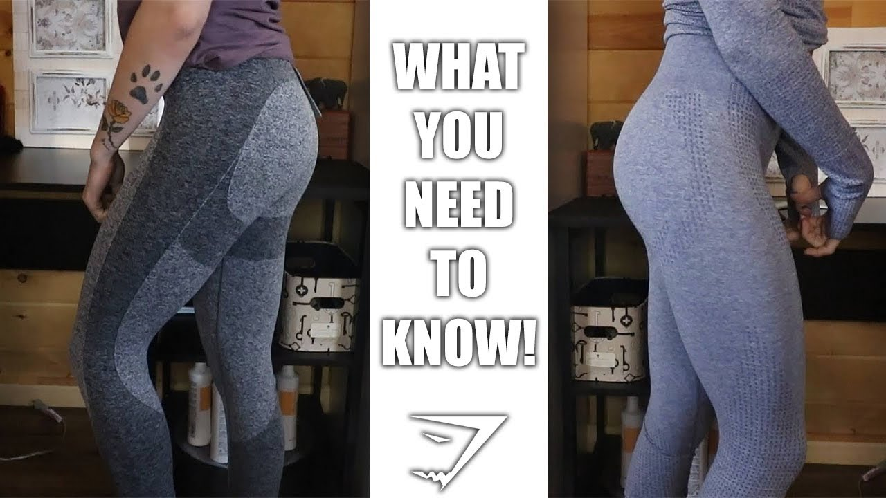 3a667dd16f139 GYMSHARK VITAL SEAMLESS + FLEX LEGGINGS REVIEW... WHAT YOU NEED TO KNOW