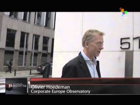 TeleSUR Reports – Brussels, the Empire of the Lobby