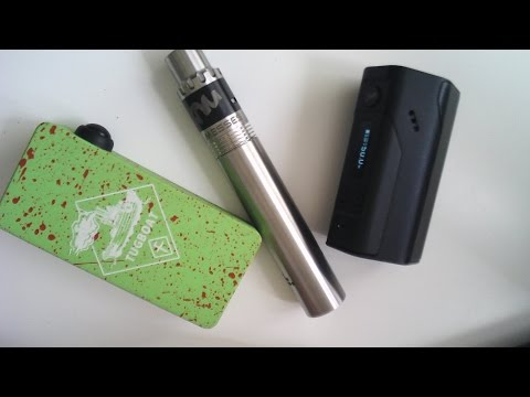 Vaping Basics - Regulated v Unregulated devices
