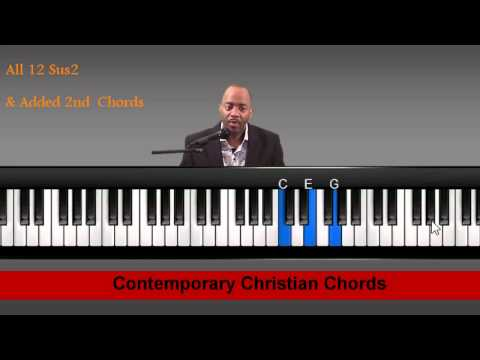 contemporary christian worship piano chords
