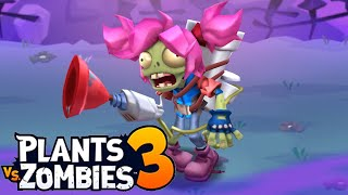 Plants vs. Zombies 3 - Gameplay Walkthrough Part 7 - Snapdragon VS Plunger Zombie (Workshop Zombie)