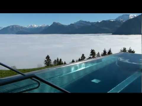 Hotel Villa Honegg Outdoor Swimming pool