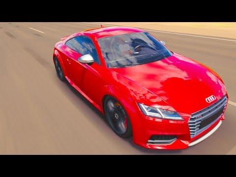 Forza Horizon 3 - O MINI AUDI R8