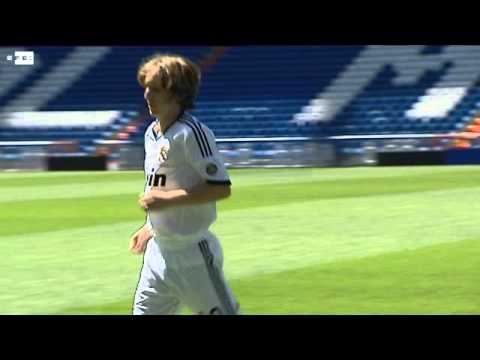 El Real Madrid amplía el contrato de Luka Modric