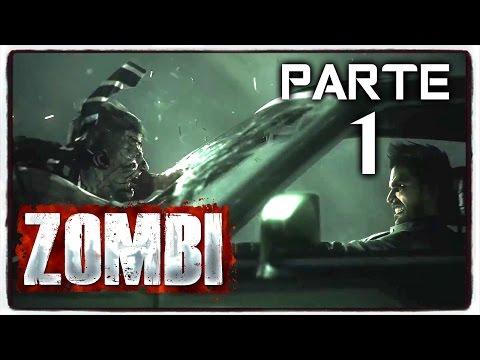 ZOMBI Gameplay Español PC Parte 1 - 1080p HD 60fps